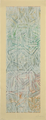 usuyuki by jasper johns
