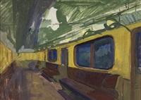 moscow metro by ksenija v. ender