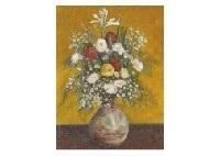 flower in the vase by daijo aoki