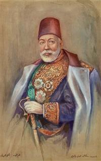 tasvir-i hümayun sultan mehmed reşad by antranik efendi