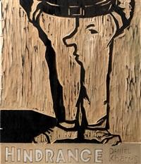 hindrance, by daniil kharms by mikhail magaril