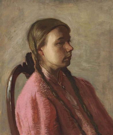 betty reynolds by thomas eakins