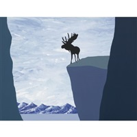 lookout by charles pachter