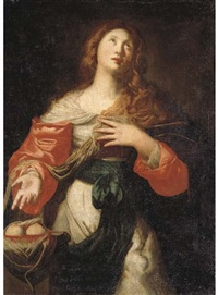 saint agatha by niccolò de simone