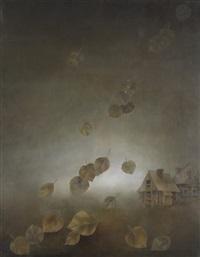 paysages aux feuilles mortes by alexandre rabine