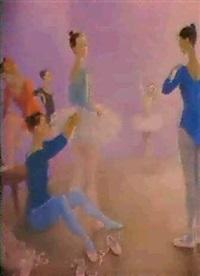 la tenue de danse by anatoly reipolsky