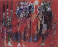 primarios en rojo by ramon oviedo