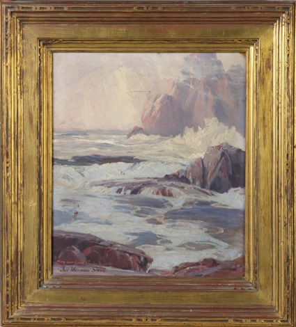 seascape by jack wilkinson smith