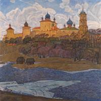 pereslavl-zalessky by nikolai efimovich timkov