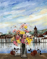 fleurs a algeciras by michael henry