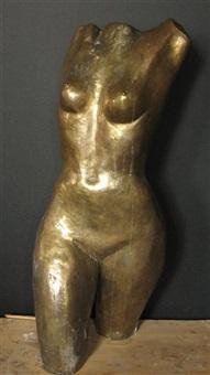 woman's torso by carl lindborg