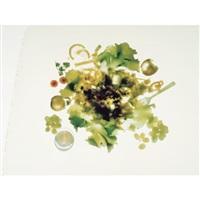 foodgram - iconographic art lunch by robert heinecken