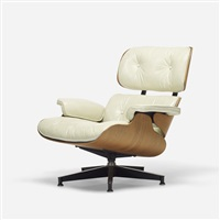 special-order 670 lounge chair by charles and ray eames