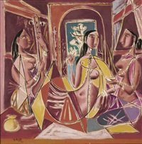 Untitled (Musicians), 1964