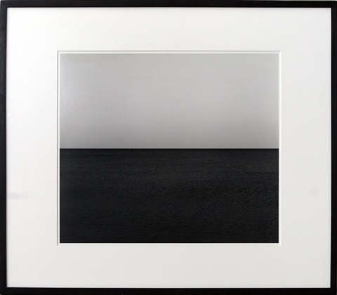 bass strait table cape by hiroshi sugimoto