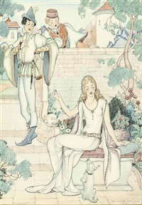 princess rosetta and her brothers by patience arnold