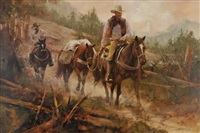 packing in the wilderness by howard rogers