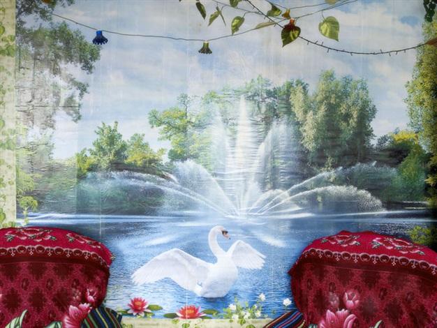 lady swan août by lucia ganieva
