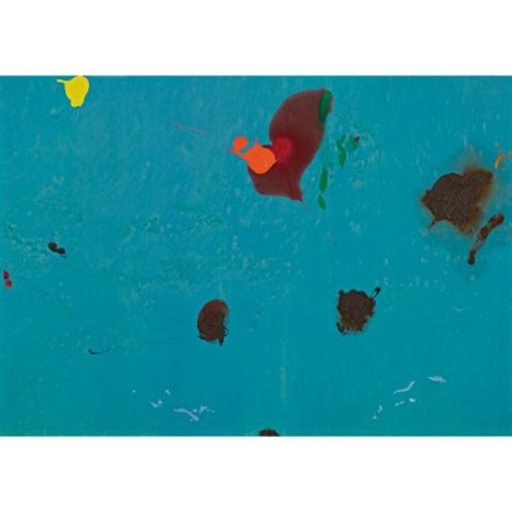 suite for the good humored lady by helen frankenthaler