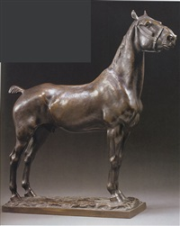 cheval-anglaise by pierre nicolas turgenov