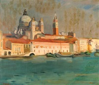 venice by abram adolphe milich