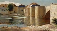 bridge in france by john bulloch souter