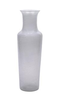 large mezza filigrana vase, model no. 3943 by carlo scarpa
