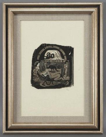 te atua by paul gauguin