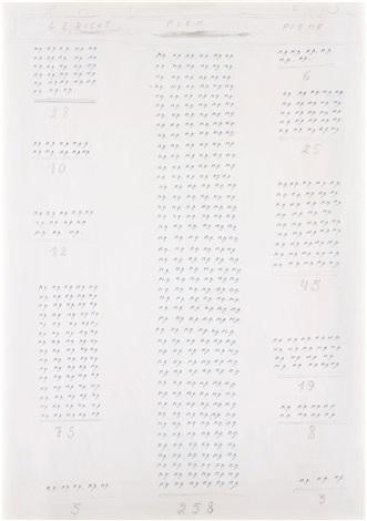 autour de la signature poeme poeme by marcel broodthaers