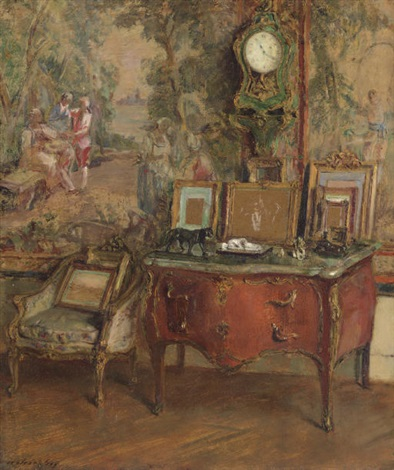la commode by walter gay