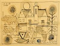 domky u vody by richard fremund