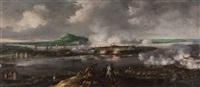 siege of schenkenschans bt the prince frederick henry by gerrit van santen