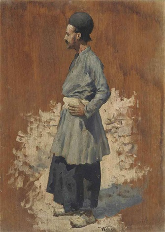 a study of an ottoman by edwin lord weeks