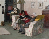 conversation in a devon hotel by charles mccall