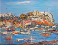 le port de cassis by jean sardi