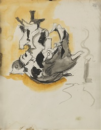 form in estuary by graham sutherland