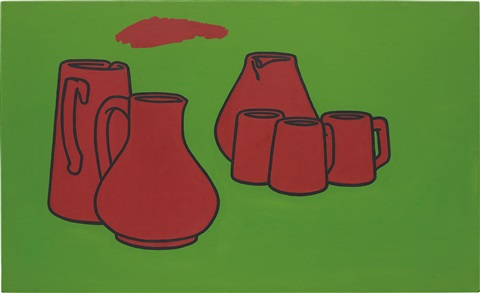 artwork by patrick caulfield
