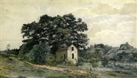 landscape by charles lewis fussell