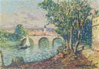 le pont des clouds by merio ameglio