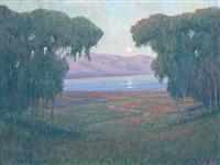 montecito moonlight by william dorsey