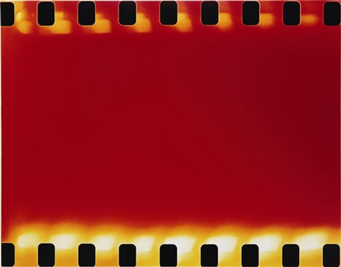 red film by jack pierson