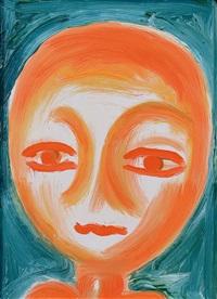 la testa rossa by virgilio guidi