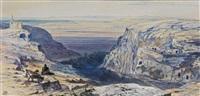 the bingemma valley, malta by edward lear