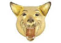 dog mask by satoshi yabuuchi