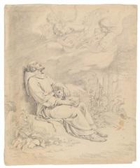 die vision des hl. franziskus by josef von führich