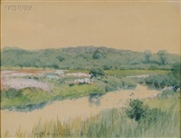 marsh view by horace c. dunham