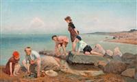 fishermen by vasili andreevich golynskij