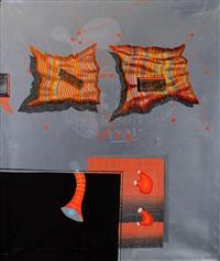 m.b.o. (+ coeur, compositie; 3 works) by georg klusemann