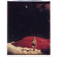 untitled (from space) by david levinthal