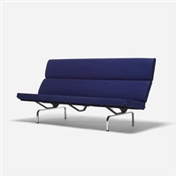 sofa compact by charles and ray eames
